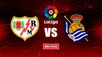 EN VIVO Y EN DIRECTO: Rayo Vallecano vs Real Sociedad