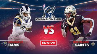 EN VIVO Y EN DIRECTO: Rams vs Saints