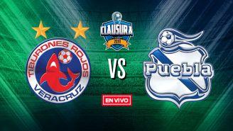 EN VIVO y EN DIRECTO: Veracruz vs Puebla