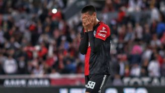Jesús Gómez en lamento tras la derrota con Leones Negros