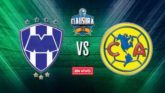 EN VIVO Y EN DIRECTO: Monterrey vs América