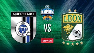 EN VIVO y EN DIRECTO: Querétaro vs León
