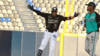 Un jugador de los Sultanes de Monterrey