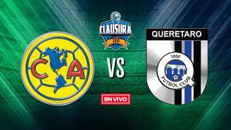 EN VIVO Y EN DIRECTO: América vs Querétaro