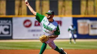 Un pitcher de los Charros de Jalisco