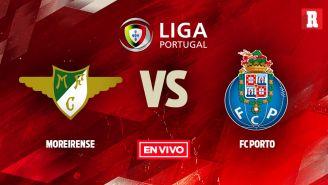 EN VIVO Y EN DIRECTO: Moreirense vs Porto