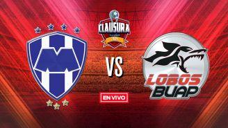EN VIVO Y EN DIRECTO: Monterrey vs Lobos BUAP