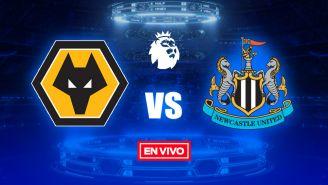 EN VIVO y EN DIRECTO: Wolverhampton vs Newcastle