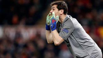 Casillas pide atención a sus compañeros