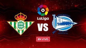 EN VIVO Y EN DIRECTO: Betis vs Alavés