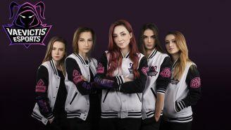 El equipo ruso está conformado por TR1GGERED, Merao, VioletFairy, Trianna, Ankote