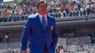Miguel Herrera, durante el juego entre Pumas y América del C2019