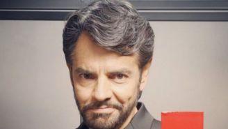 Eugenio Derbez posa para una foto
