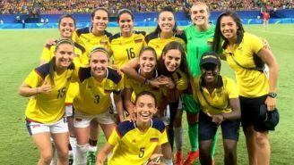 Selección de Colombia Femenil alzan la voz en contra de la desigualdad
