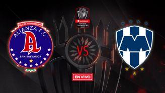 EN VIVO y EN DIRECTO: Alianza FC vs Monterrey