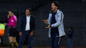 Marioni dirige a Pumas en el duelo contra la UdeG