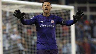 Alfredo Talavera pide calma en juego contra Kansas City