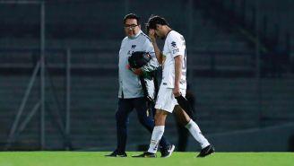 Alejandro Arribas lamenta lesión en duelo ante Leones Negros