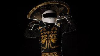'Mario Achi', imagen del Gran Premio de México 2019