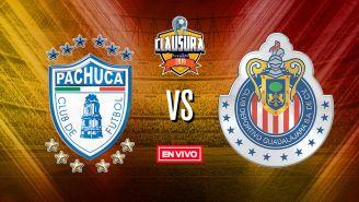 EN VIVO y EN DIRECTO: Pachuca vs Chivas