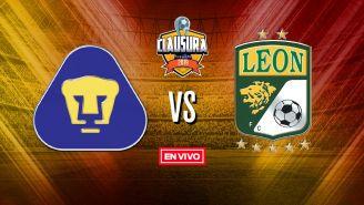 EN VIVO y EN DIRECTO: Pumas vs León