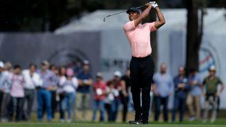 Tiger Woods, durante su participación en World Golf Championships