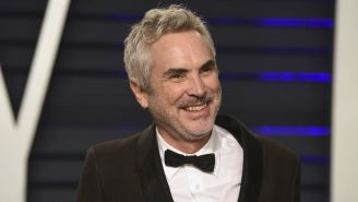 Alfonso Cuarón en los Premios Oscar