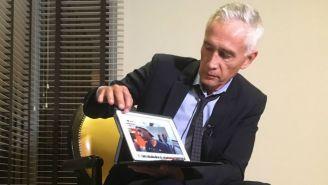 Jorge Ramos muestra el video que le enseñó a Maduro