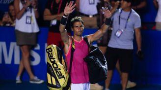 Rafael Nadal agradece apoyo de su afición en el AMT