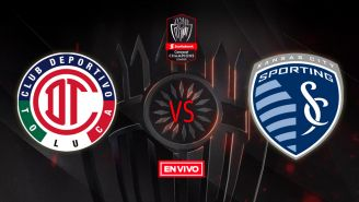 EN VIVO y EN DIRECTO: Toluca vs Sporting Kansas City