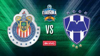 EN VIVO y EN DIRECTO: Chivas vs Monterrey