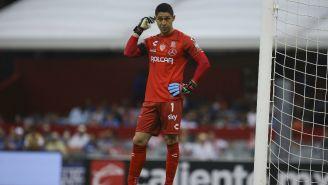 Hugo González se lamenta tras derrota contra Cruz Azul