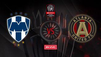 EN VIVO y EN DIRECTO: Monterrey vs Atlanta United