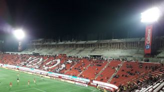Panorámica de la ampliación del Estadio Caliente
