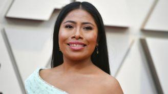 Aparicio en la alfombra roja de los premios Oscar