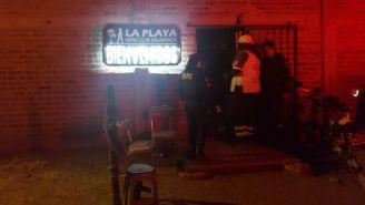 Grupo armado irrumpe en bar de Salamanca, Guanajuato