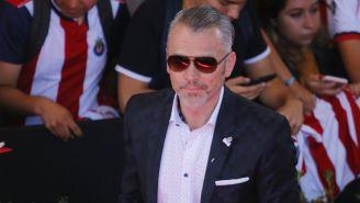 José Luis Higuera, director general de Chivas