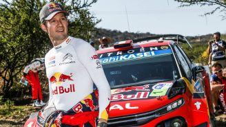 Sébastien Ogier conquista el Rally México 2019
