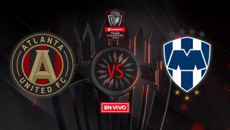 EN VIVO y EN DIRECTO: Atlanta United vs Monterrey