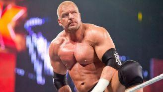 Triple H, durante un combate