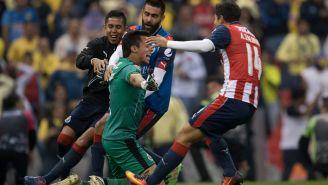 Toño celebra el pase a la Final de la Copa MX