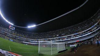 Apagón en el Estadio Azteca durante el Clásico Nacional