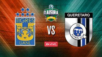 EN VIVO Y EN DIRECTO: Tigres vs Querétaro