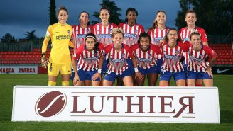 La escuadra del Atleti se encuentra como líder de la liga femenil