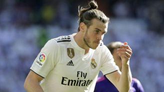 Bale durante el partido contra Celta de Vigo