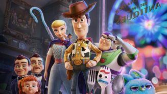Personajes de Toy Story 4