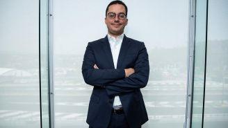 Rodrigo Dosal, director de Indeporte, posa para RÉCORD