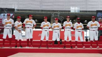 Jugadores de los Diablos Rojos del México