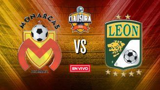 EN VIVO y EN DIRECTO: Morelia vs León