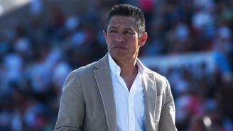 Ignacio Ambriz, previo al duelo contra Lobos BUAP